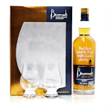 Benromach 10 Year Old Single Malt Whisky Tumbler Gift Set