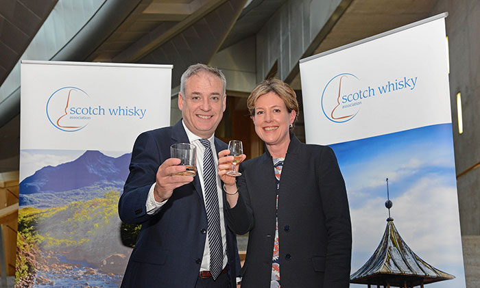 Post-war record of scotch whisky distilleries: Scottish Whisky Association