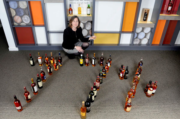 The Scotch Whisky Association - New figures show Scotch is biggest boost for UK balance of trade