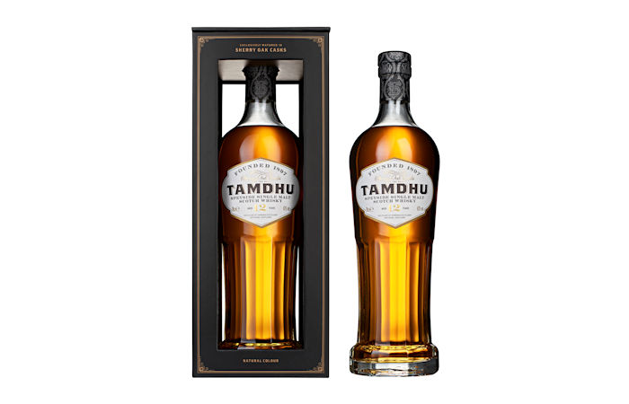 Tamdhu Launches New 12 Year Old - Tamdhu Speyside Single Malt Scotch Whisky has introduced its new 12 Year Old to its exclusively sherry oak matured range.