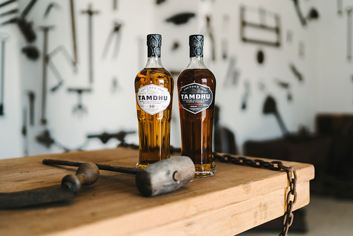 Double gold award success for Tamdhu Distillery