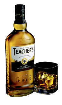 Teacher's Whisky - Become top of the class with a lesson from Teacher's - 11th October 2011
