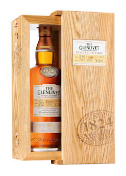 The Glenlivet continues to inspire with launch of the Glenlivet Cellar Collection 1980 - 17th November, 2011
