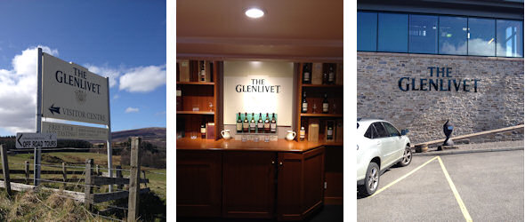 Planet Whiskies tour of The Glenlivet Distillery