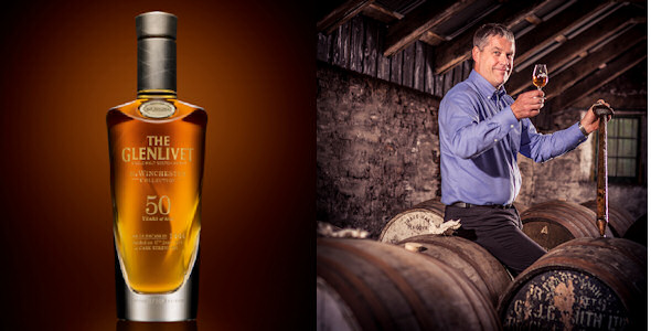 The Glenlivet Winchester Collection | 50 Years Of Craft Comes To Life With The Glenlivet Winchester Collection | Alan Winchester Q&A
