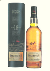 Tasting notes for the 18 Year Old Stonachie
