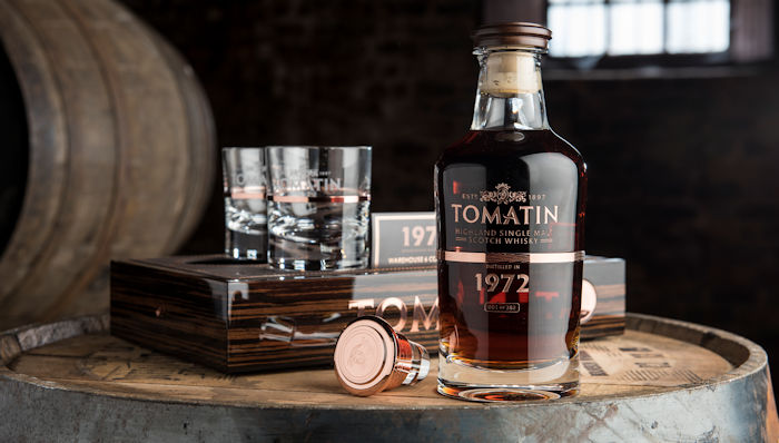 Tomatin Distillery Launches Limited Edition 1972 Single Malt: 19th July, 2017
