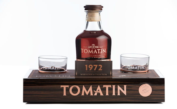 Tomatin Launches Limited Edition 1972 Single Malt: 19th July, 2017
