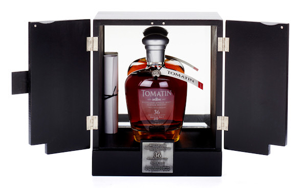 Tomatin Distillery | New Edition Of Tomatin 36 Year Old Small Batch Tomatin Released :: 29th June, 2015