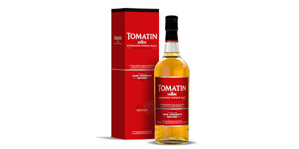 Tomatin First Cask Strength Release