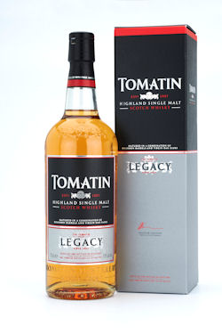 Tomatin Distillery New Product Release - Legacy