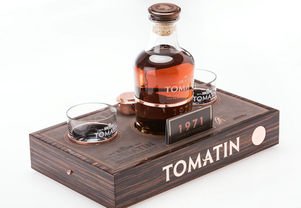 Tomatin Distillery Unveils Super Premium 44 Year Old Single Malt :: 1st July, 2016