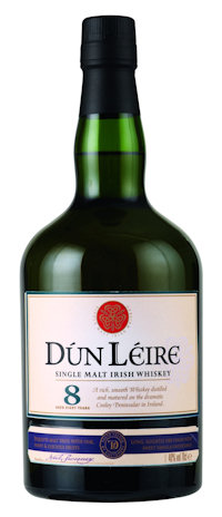 Sainsbury's Taste the Difference Dun Leire 8  Year Old Single Malt Irish Whisky