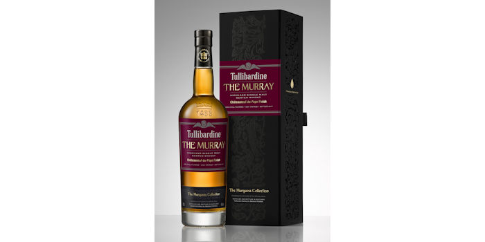 Tullibardine Brings A French Twist To Its Latest Vintage Expression: 21st July, 2017