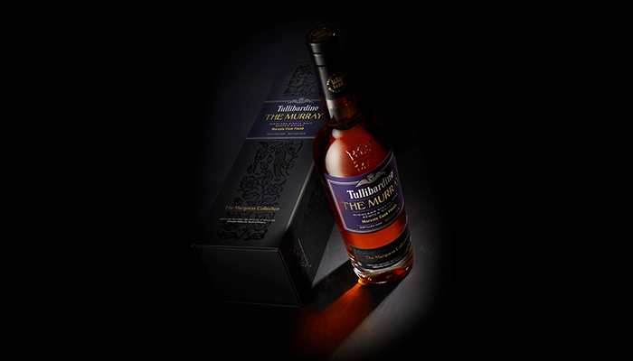 Tullibardine expands Marquess Collection with limited edition Marsala cask finish