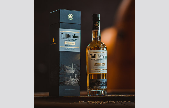 Record year for Tullibardine as whiskies scoop the board at international awards ceremonies