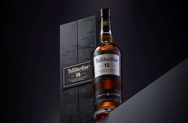 Tullibardine reveals the latest edition to its award-winning range of whiskies
