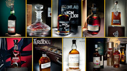 Whisky Brands showing at The Ultimate Whisky Experience, March 1st and 2nd