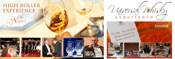 Viva Las Whisky - Nth 2013 – The Ultimate Whisky Experience, March 1st and 2nd