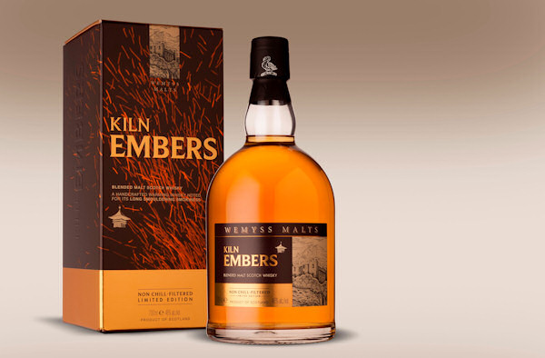Wemyss Malts launches limited edition Kiln Embers whisky
