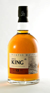 Wemyss Malts - Spice Kings