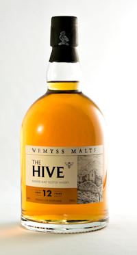 "Wemyss Malts launches a new whisky called ""The Hive"""