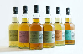 Wemyss Malts new season's Single Cask Releases 6 casks across 4 decades - 30th April, 2013
