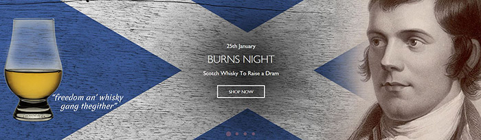 The Whisky Barrel Robert Burns Night 2019 - Single Casks; Malts & Grains