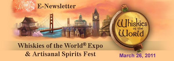 Whisky of the WOrld Expo and Artisanal Spirits Festival