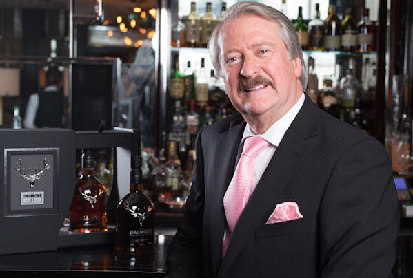 Whyte & Mackay :: Richard Paterson Celebrates 45 year Milestone :: 24th Septmber, 2015